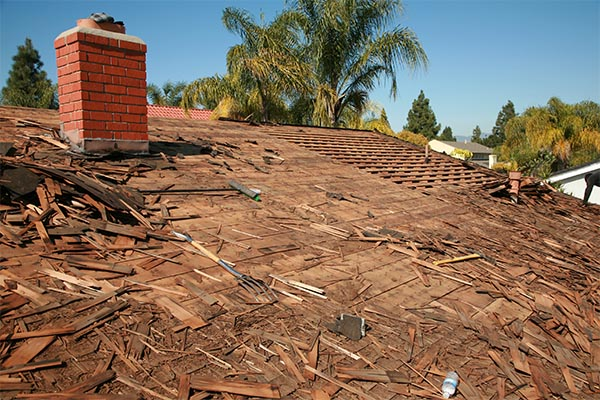 Reroofing services by Precision Roofing, LLC - Springvale, ME